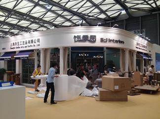 2014年丹豆家具展成功案例