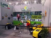 上海清洁展永康拉瓦展会搭建成功案例